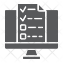 Online tests Icon