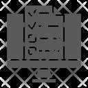 Online Test Exam Icon