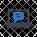 Text Seo Message Icon
