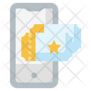Online Ticket Icon