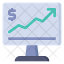 Online Trading Icon
