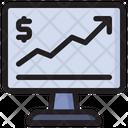 Online Trading Stock Market Stock Icon