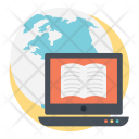 Online Training Elearning Icon