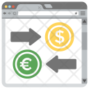 Online Banking Business Icon