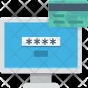 Online Transaction Monitor Icon