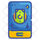 Application Phone Online Icon