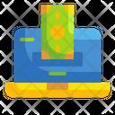 Online Internet Computer Icon