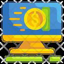 Computer Online Internet Icon