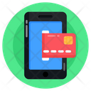 Mobile Transaction Online Payment Online Transaction Icon