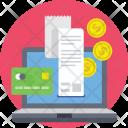Internet Banking Digital Icon