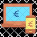 Online Transfer Icon