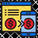 Finance Transfer Money Icon