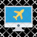 Online Travel site Icon