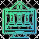 Online University Education Icon