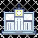 Online University Educational Institute Online Institute Icon