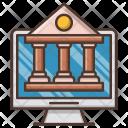 Online University Knowledge Icon