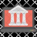 Online University Institute Icon