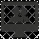 Users Profiles Permissions Icon