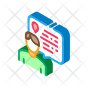 Atlas Geographic Map Icon