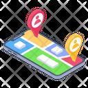 Online User Location Icon