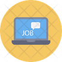 Vacancy Interview Position Icon