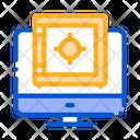 Online vault Icon