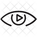Video Advertising Online Icon