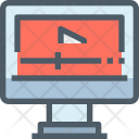 Video Online Player Icon