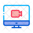 Display Video Technology Icon