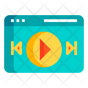Ivdo Online Video Online Streaming Icon