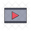 Video Play Ads Icon