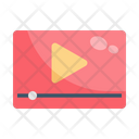 Multimedia Video Entertainment Icon