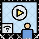 Information Internet Network Icon