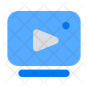 Video Online Video Video Streaming Icon