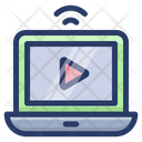 Online Video Streaming Video Player Video Folder Icon