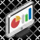 Online Visualization Icon