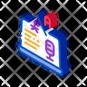 Laptop Translation Program Icon