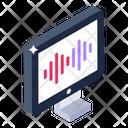 Audio Mixer Audio Equalizer Audio Leveller Icon