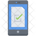Phone Ballot Check Icon