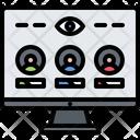 Monitoring Chart Candidate Icon