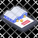Online Warehouse Icon