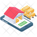 Online Warehouse Icon
