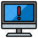 Warning Eror Alarm Icon