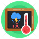 Online Weather Forecast Weather App Weather Overcast Icon