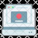 Online Web Online Website Website Icon