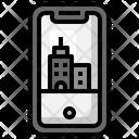 Online Work Icon