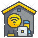 Online Working Icon