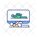 Workout Online Class Icon