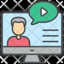 Online Workshop Icon