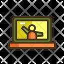 Online Yoga Icon